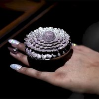 25-Year-Old Indian Jeweler's 12,638-Diamond Ring Smashes World Record